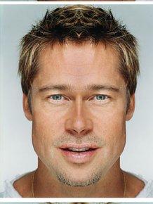 Symmetrical Faces Of Celebrities Are Quite Creepy