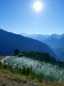 The world's most amazing soccer fields