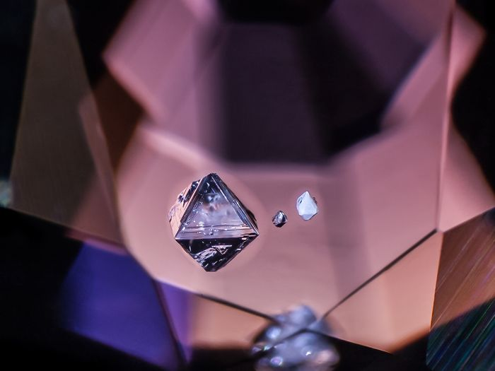 There's A Whole World Inside Of These Gemstones