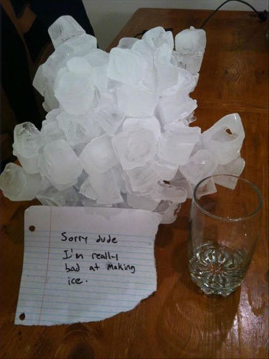 The Best Notes A Roommate Could Leave