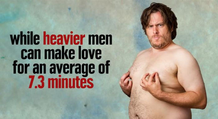 Strange Facts You Didn't Know About Men