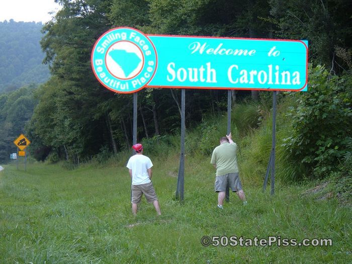 These Guys Pissed In All 50 States