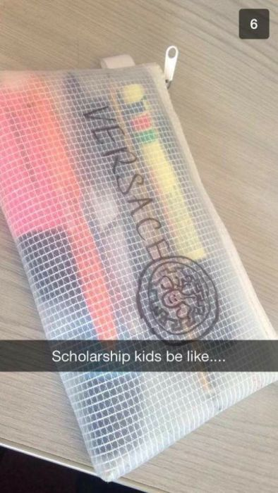 This Is How Rich Kids Use Snapchat