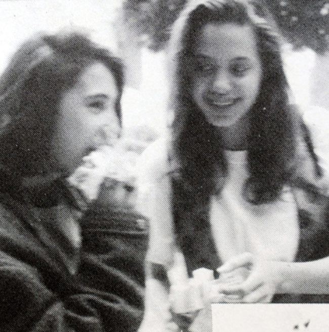 What Angelina Jolie Looked Like In Her Younger Days