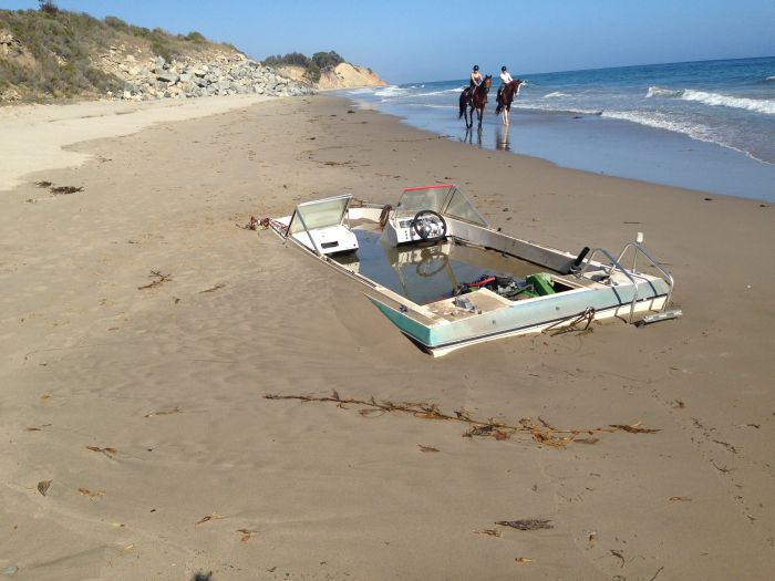 You Won't Believe This Boat Was Buried On The Beach