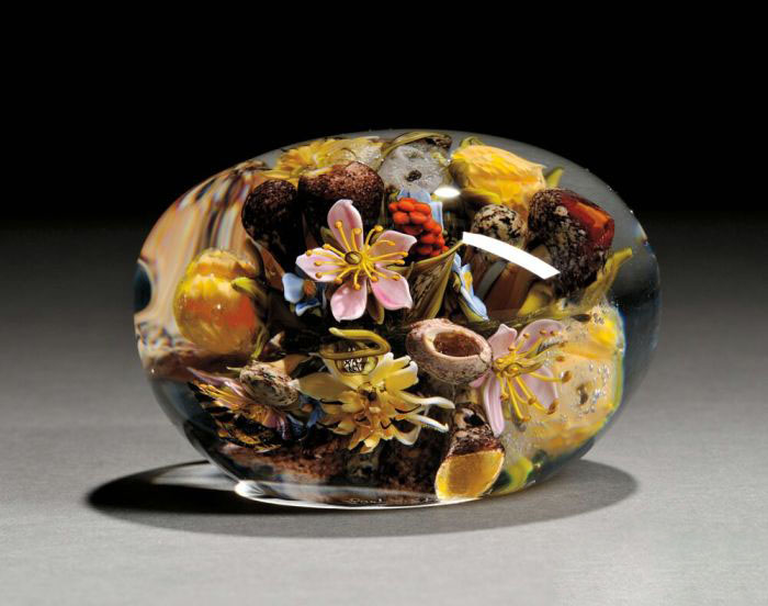 Stunning Glass Paperweights
