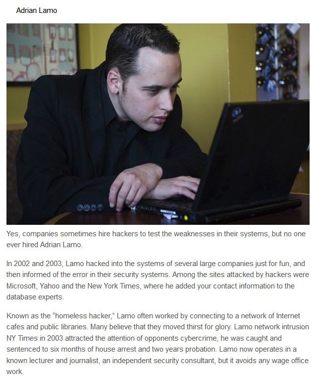 5 Of The World's Most Famous Computer Hackers