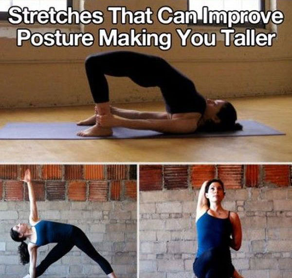 Easy Stretches You Can Do To Improve Your Body