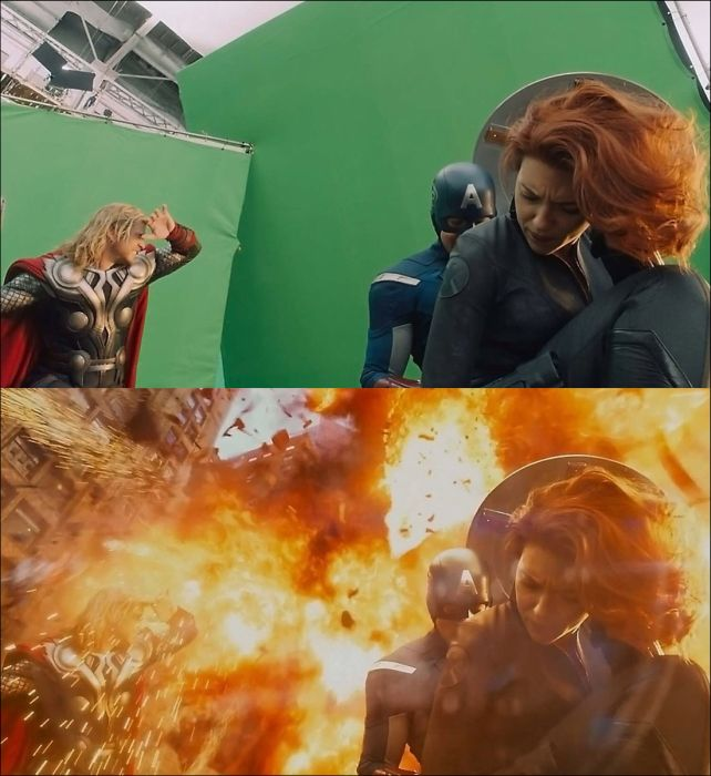 Behind The Scenes Of Hollywood Special Effects