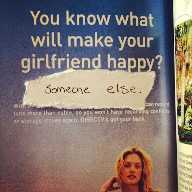 Depressed Copywriter Makes Every Ad Depressing