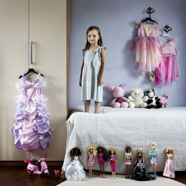 Prized Possessions Of Children Around The World