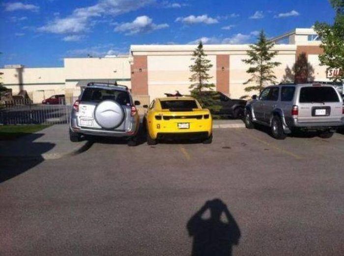 The Coolest Random Car Photos