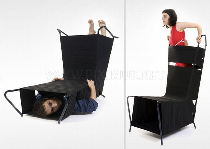 Creative And Unusual Chair Designs
