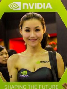 The Ladies Of Computex 2014
