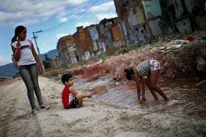 The Ugly Side Of The World Cup in Brazil