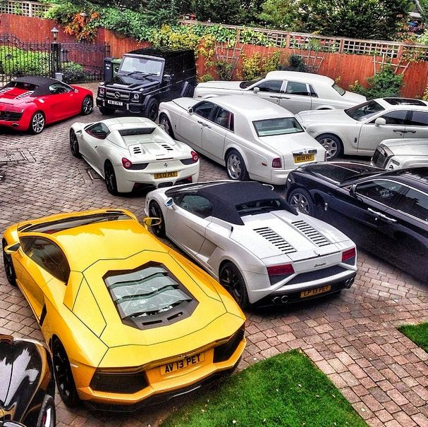 Rich Kid Of Instagram Has Cool Car Collection Vehicles