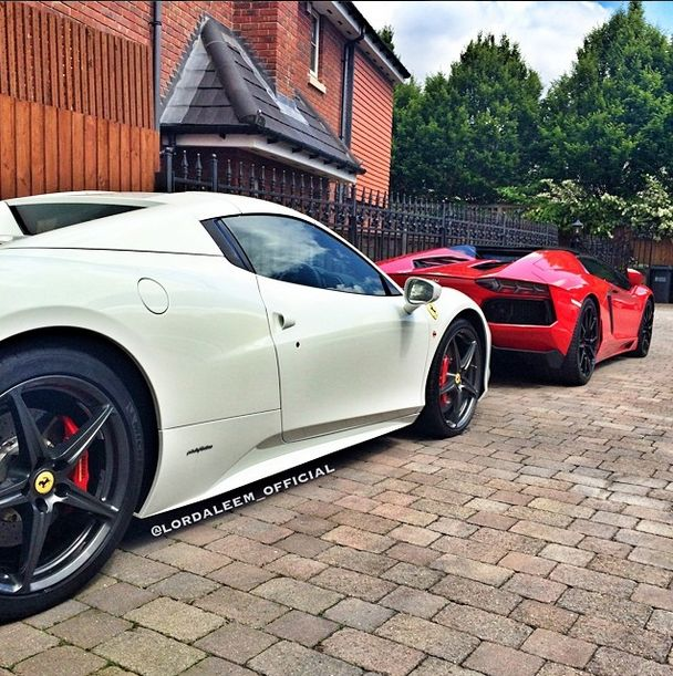 Rich Kid of Instagram Has Cool Car Collection