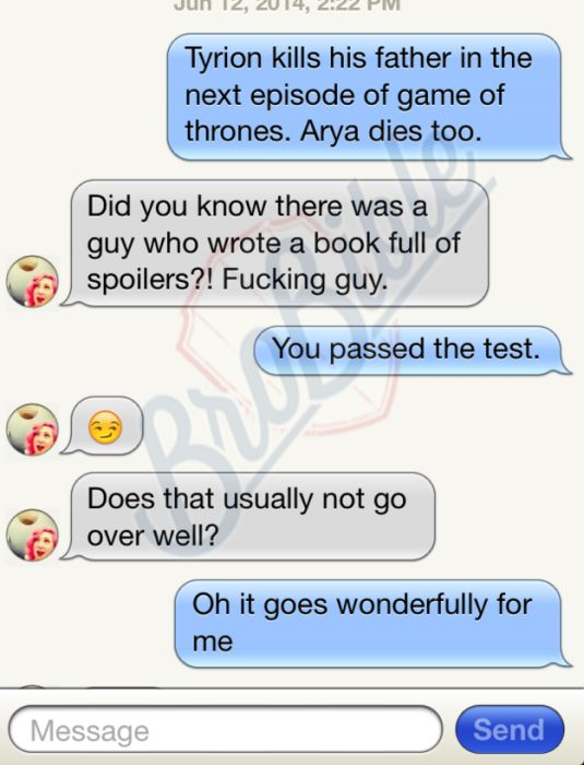 How To Use Game Of Thrones To Pick Up Women