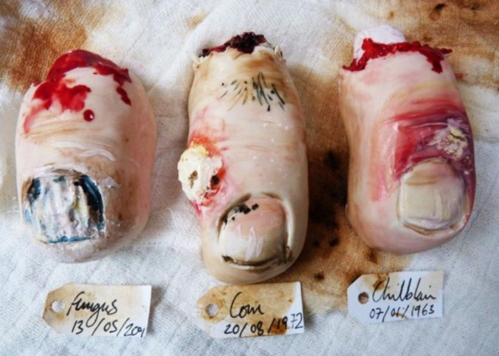 The Most Terrifying Chocolates Ever