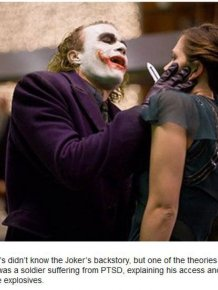 Cool Facts About The Dark Knight