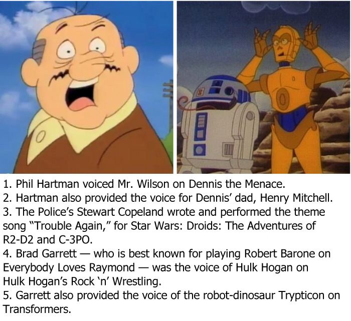 Crazy Facts About 80s Cartoons