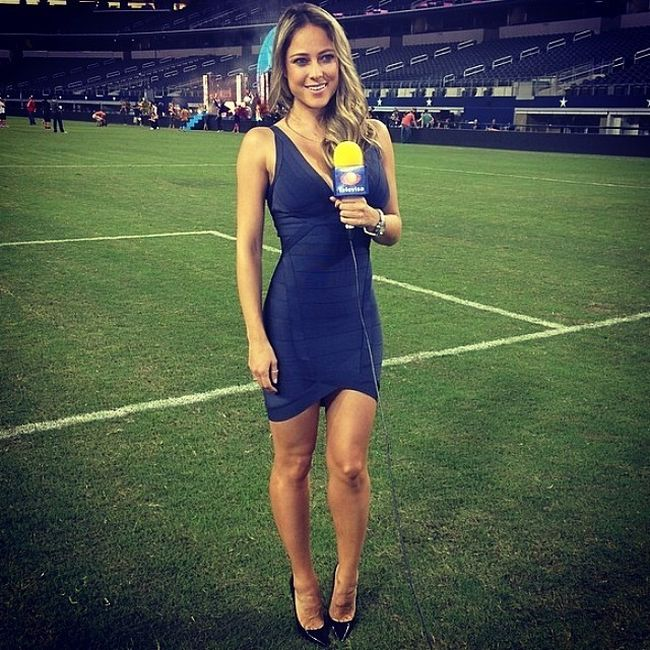 the best looking reporters at the world cup others