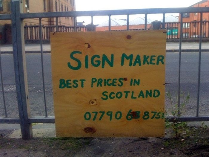 Things You Will Only See In Scotland