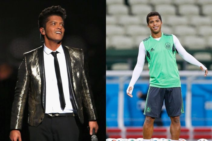 Amazing Celebrity Doppelgangers At The World Cup