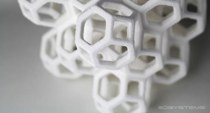 Amazing Creations With Sugar And A 3D-Printer