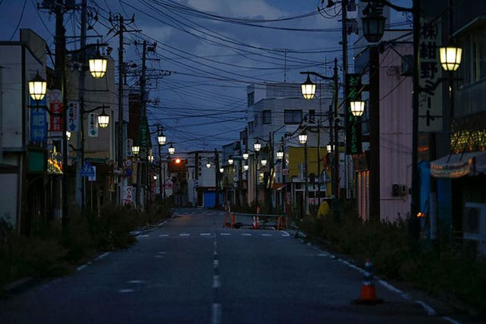 Creepy Ghost Towns In Japan