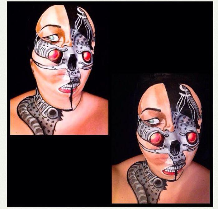 Amazing Makeup Transformations