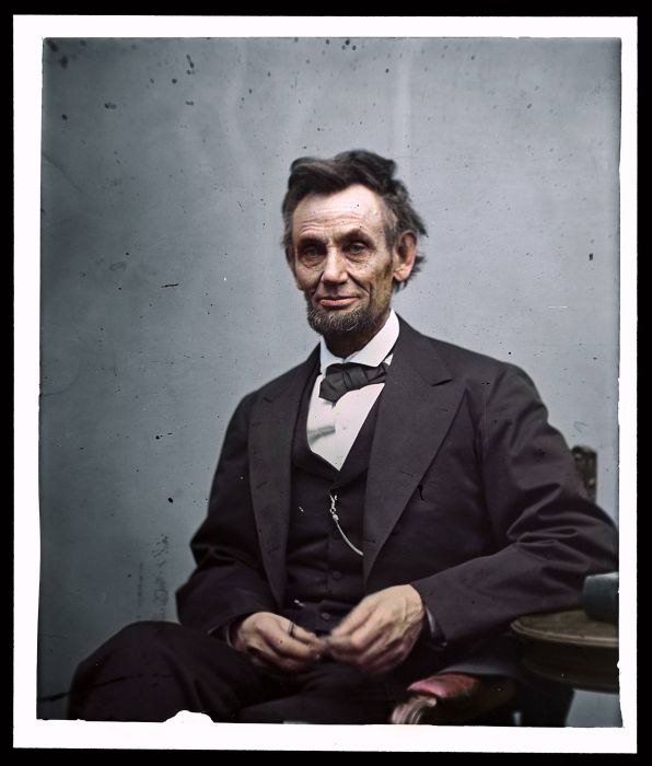 Historic Photos Brought To Life In Color
