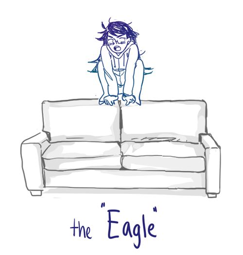The Best Ways To Sit On The Couch