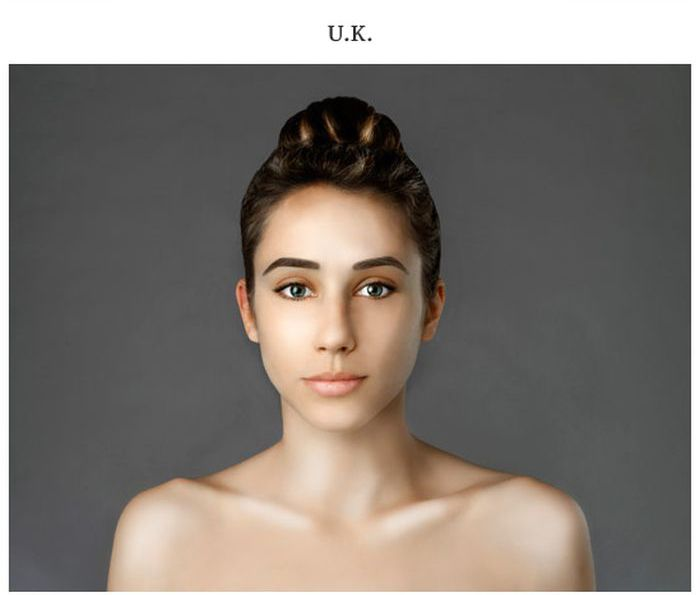 What Beauty Looks Like In Different Countries