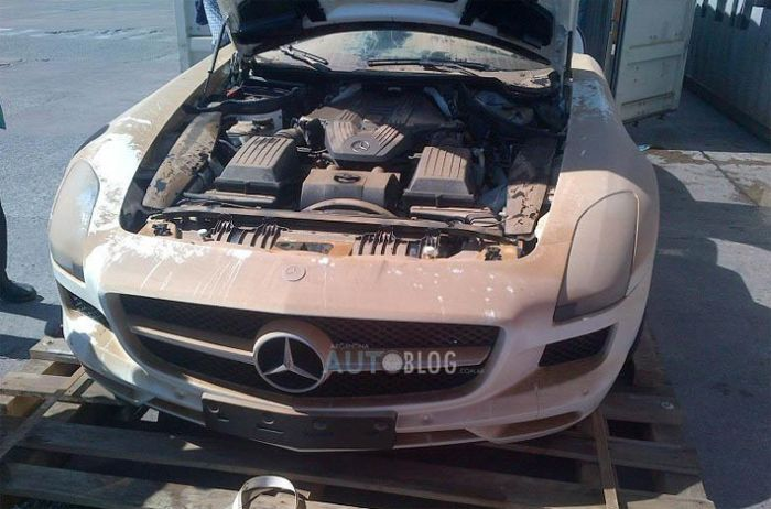 Say Goodbye To This Beautiful Mercedes