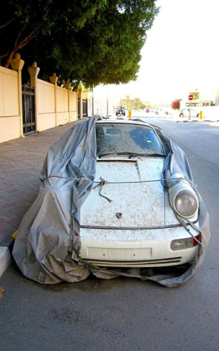 One Man's Dream Car Is Another Man's Junk
