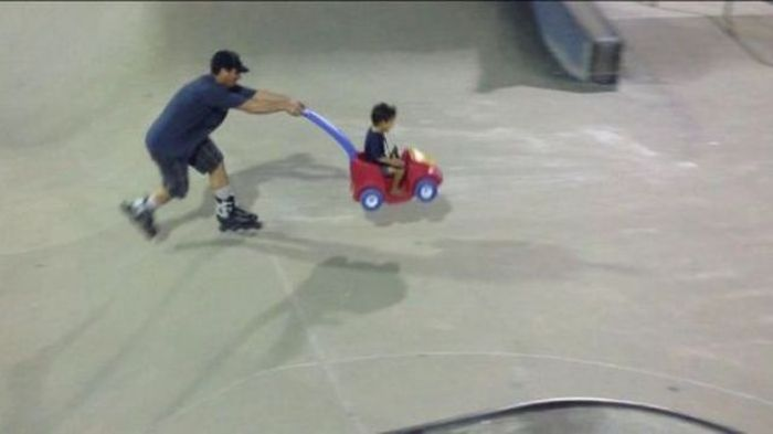 These Dads Are Getting It Right