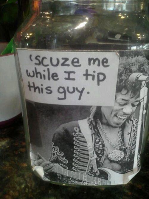 These Tip Jars Will Definitely Get Money
