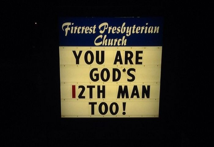 These Church Signs Will Make You Chuckle