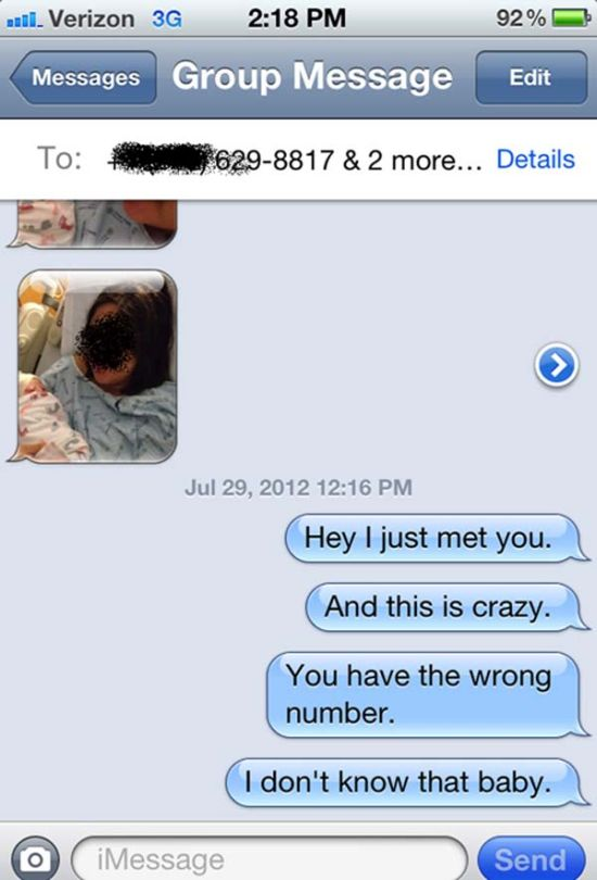 Wrong Number Texts Are Even Better Than Real Texts