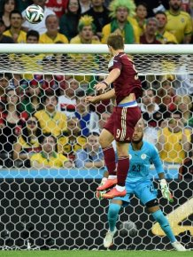 Best Goals Of The World Cup 2014