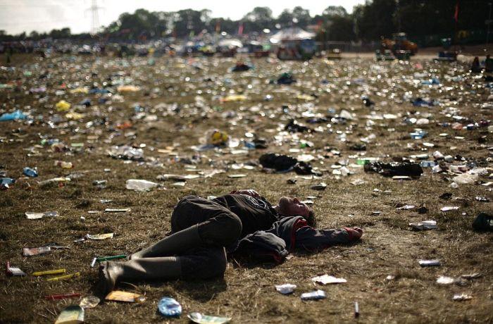 The Aftermath Of Glastonbury