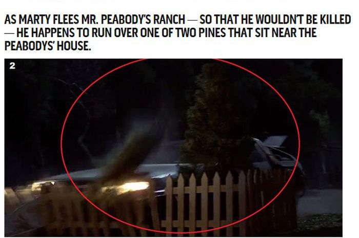 Hidden Message In Back To The Future