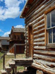 Bannack Montana Is A Ghost Town