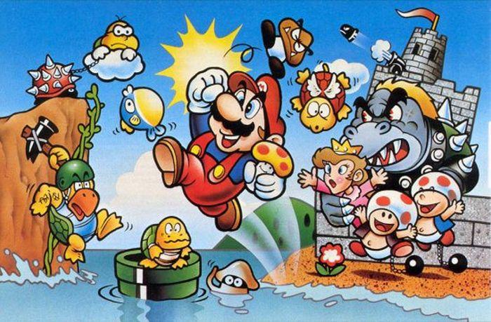 Super Fun Facts About Super Mario