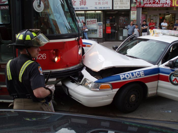 The World's Strangest Automobile Accidents
