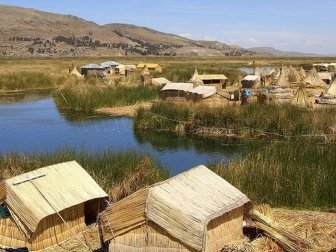 Floating Islands of Lake Titicaca