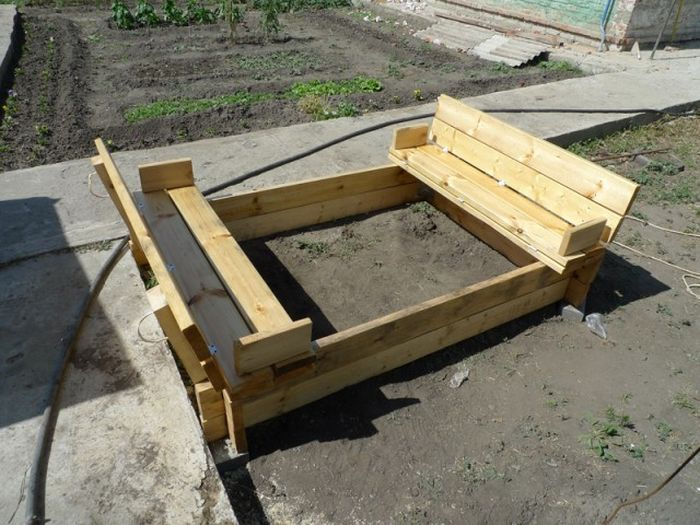 How To Build Your Own Sandbox