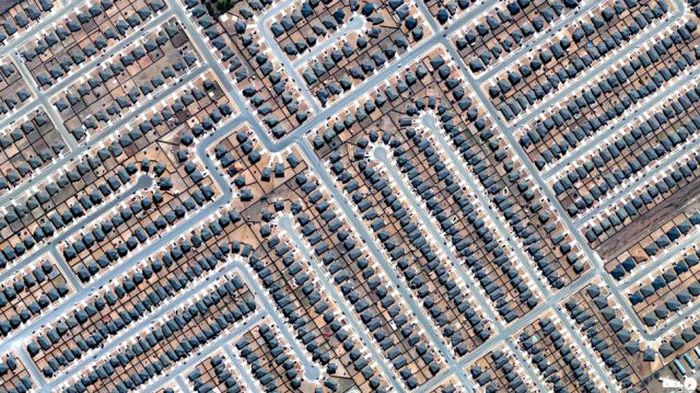 Mindblowing Satellite Images