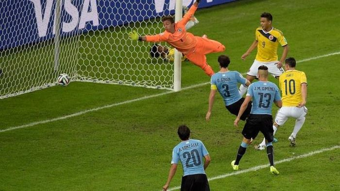 Big Moments From The World Cup Finals